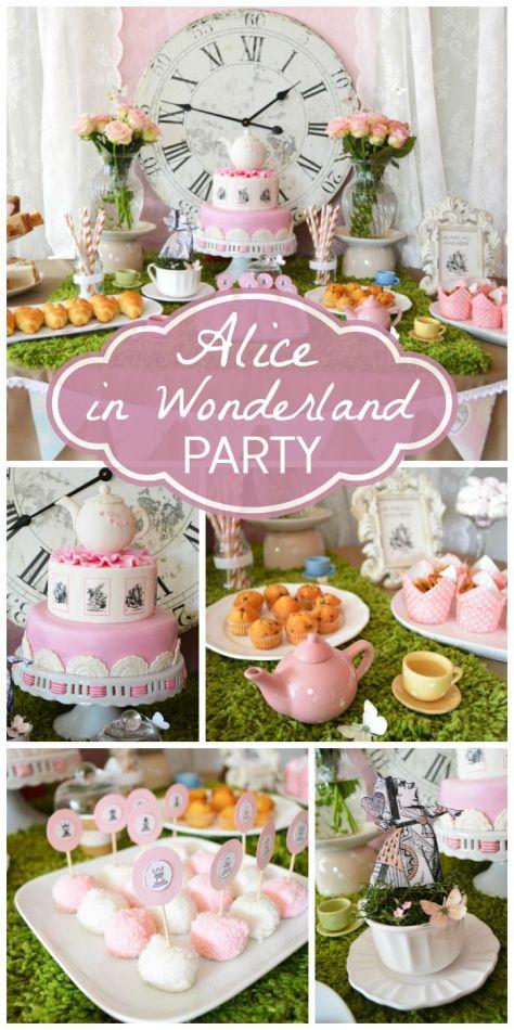 ideas for my alice in wonderland themed baby shower starter mum